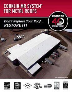 Conklin Metal Roof Restoration